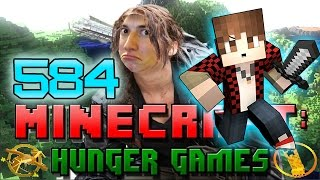Minecraft: Hunger Games w/Mitch! Game 584 - EPIC SOLO GAME