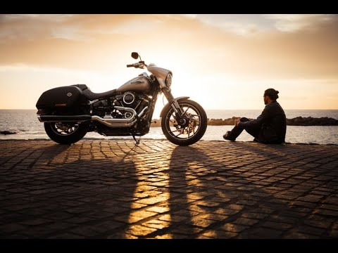 A Chat With A Biker!!
