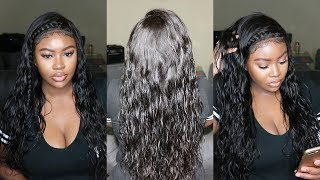 Body Wave That Actully Reverts Back | Brazilian Body Wave 360 Lace Frontal Wig | Feat. UU Hair