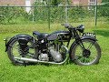 1934 Vintage Triumph 250 motorcycle strip & rebuild. Part III