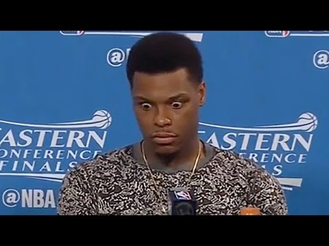 Kyle Lowry's Hilarious Reactions To Game 5 Stat Sheet