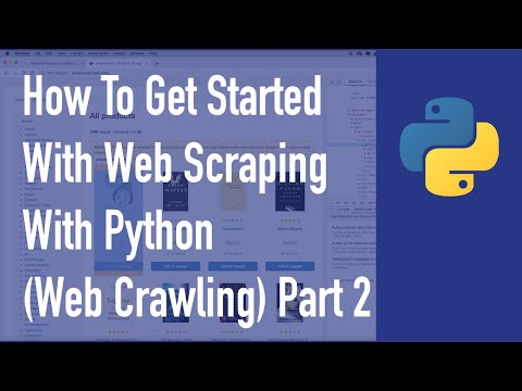 How To Get Started With Web Scraping With Python (Web Crawling) - Part 2