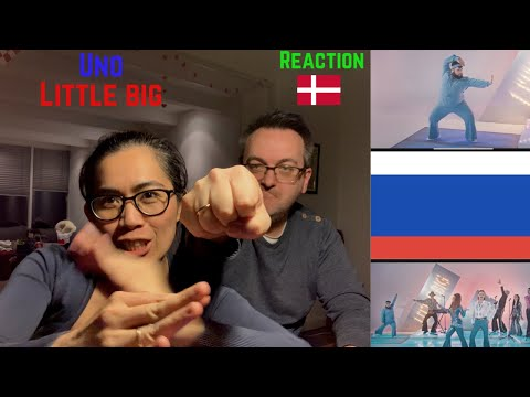 "🇷🇺RUSSIA | Little Big - "" Uno"" | Eurovision 2020 | REACTION | DENMARK | Danish Reaction"