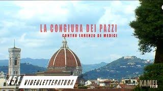 La congiura dei Pazzi contro Lorenzo de' Medici