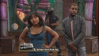 Roomate Payback! (The Jerry Springer Show)