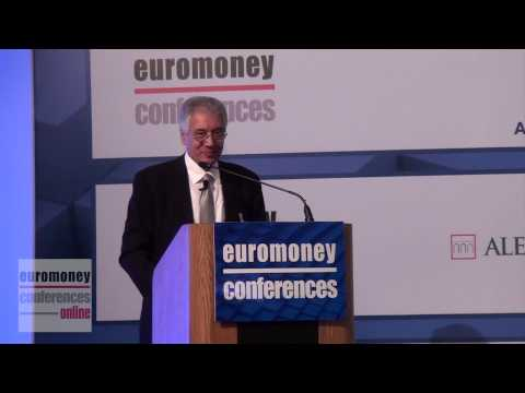 Egypt's Minister of Finance opens the Euromoney Egypt Conference 2013