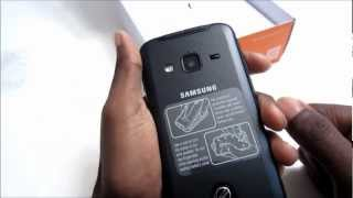 Samsung Rugby Pro Unboxing
