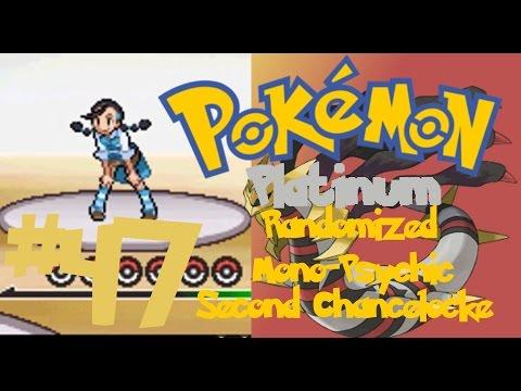 Pokemon Platinum Second Chancelocke Episode 47: No, No, No, No....Nooo!