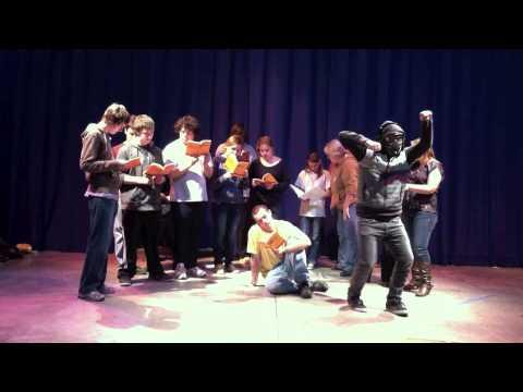 Brehm Preparatory School Harlem Shake Video