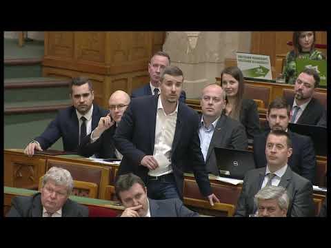 Orbán Viktor válasza Jakab Péter interpellációjára