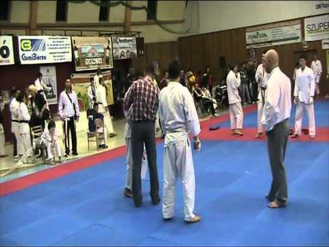 Karate Progresul Cernica Eger Ungaria 2011-1/5