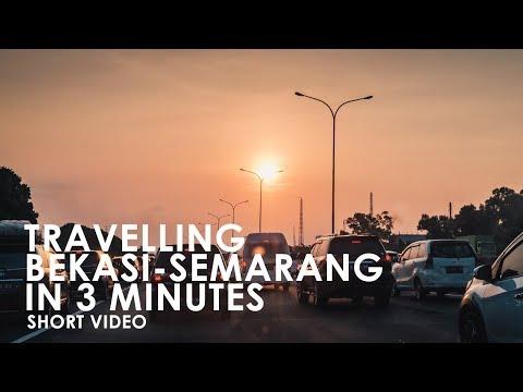 'TRAVEL' Bekasi to Semarang in 3min