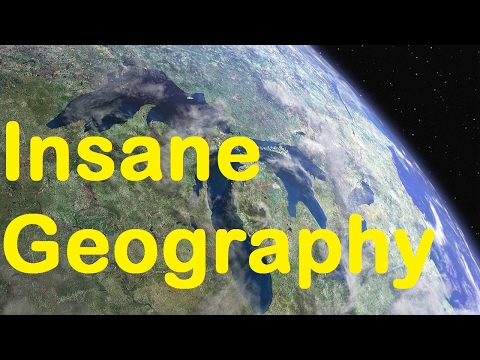 6 INSANE Geographical