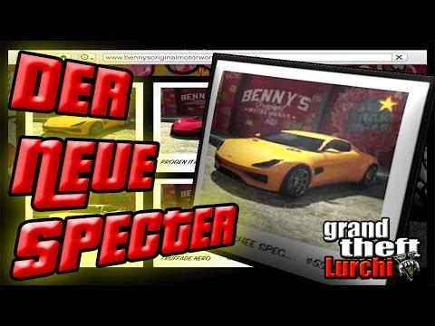 GTA 5 ONLINE 1.37 DER NEUE DEWBAUCHEE SPECTER IST DA |  LIVE TUNING & SPEED TEST DEUTSCH/GERMAN