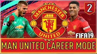 FIFA 19 Indonesia - Manchester United Career Mode #2 - Welcome Back, Paul Pogba!
