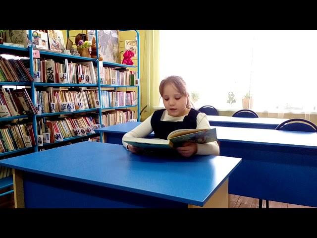 Изображение предпросмотра прочтения – ДарьяЧубарова читает отрывок изпроизведения «Пеппи Длинныйчулок поселяется на вилле Курица» А.Линдгрен