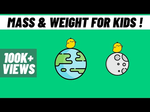 What Is Mass? | Math | Grade-3,4,5 | TutWay |