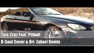 Taio Cruz Feat. Pitbull - There She Goes (D-Soul Cover & Ori Zabari Remix) HD Mp3