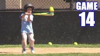 LUMPY CAN REALLY PLAY NOW! | On-Season Softball Series | Game 14