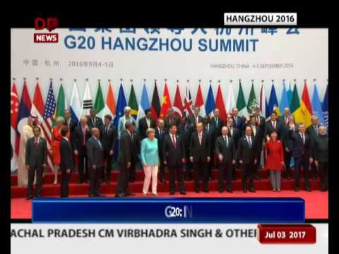 12th G20 Summit to take place in Hamburg, Germany