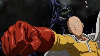One Punch Man Best Punches English Dub