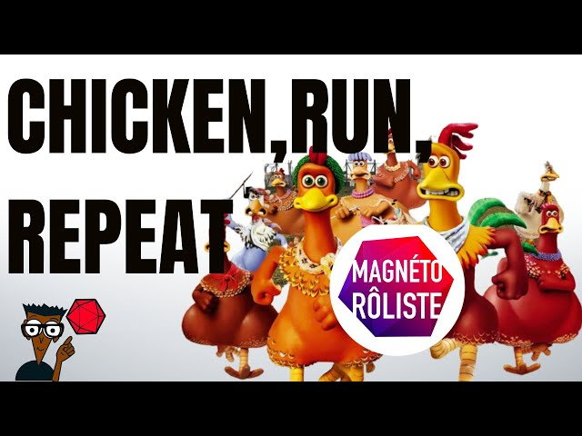 [ACTUAL PLAY] CHICKEN RUN DIE REPEAT