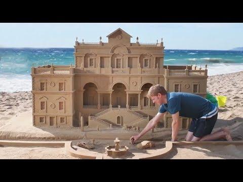 7 Castillos De Arena Más Impresionantes Que Son Casi  Imposibles De Hacer