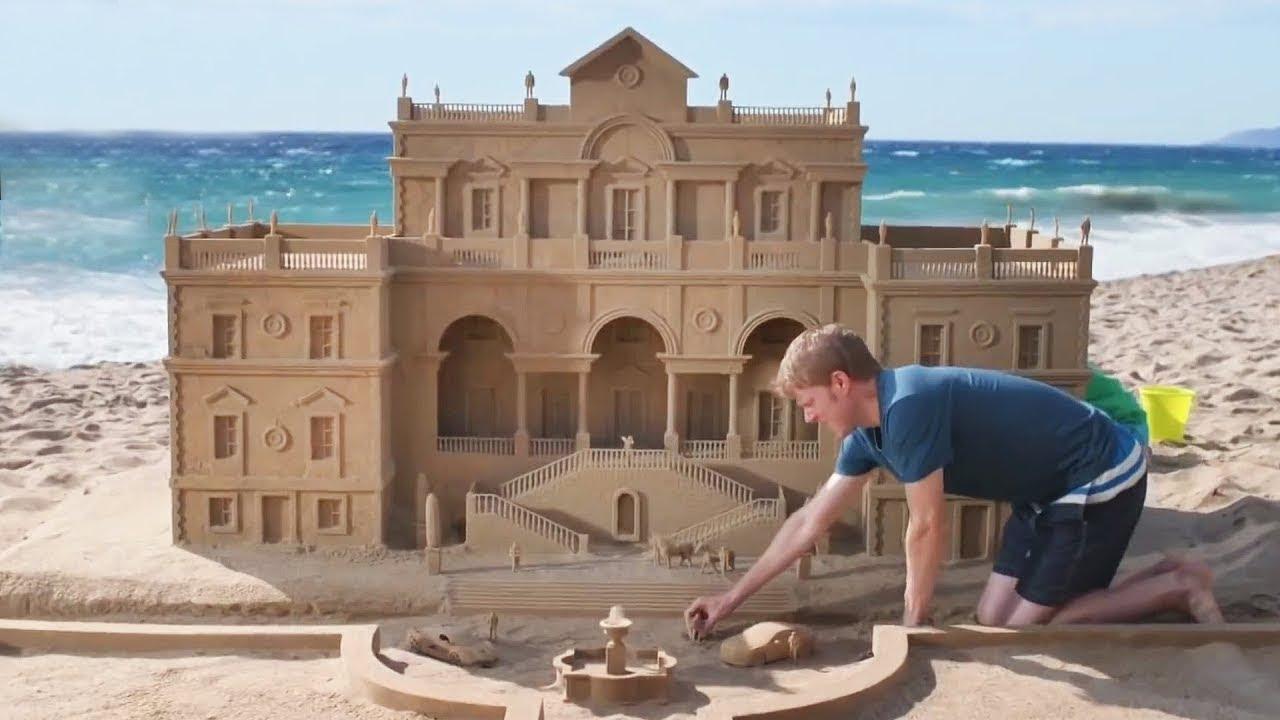 Resultado de imagen para castillo de arena