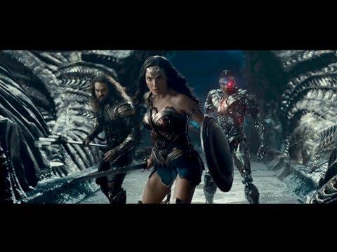 Justice League (2017)-Justice League Unlimited Theme