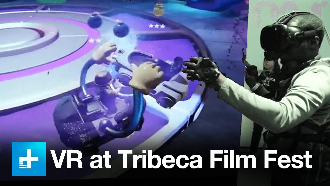 The Best VR Experiences at The 2017 Tribeca Film Festival