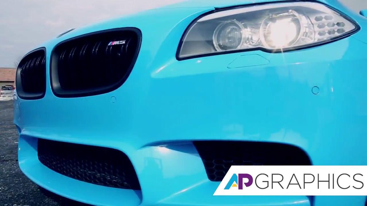 Color Change Car Wraps Md Dc Va Absolute Perfection