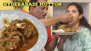Hyderabadi Mutton Recipes for Bakrid - Goat Curry - Festival of the Giving Eid al-Adha