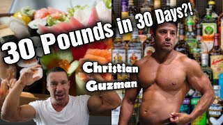 Christian Guzman - FLAT TO FAT in 30 days