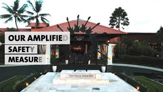 INTRODUCING HARD ROCK HOTEL BALI SAFE + SOUND