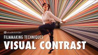 Spike Jonze Homepod \u0026 Visual Contrast: Filmmaking Techniques for Directors (Directing Example)