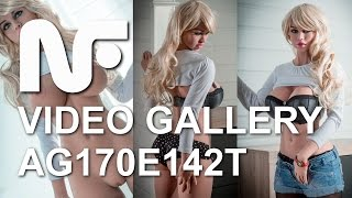 Sex Doll Video Gallery, AG170E142T   New Feel Dolls by SnsDoll