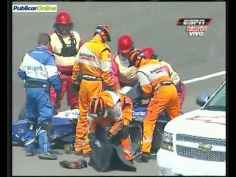 Indianapolis 500 Millas, Terrible Accidente de Mike Conway