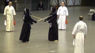 Kendo 8 dan Tournament 18   Onda vs Miyazaki - Tomohito Shino Cup 2016