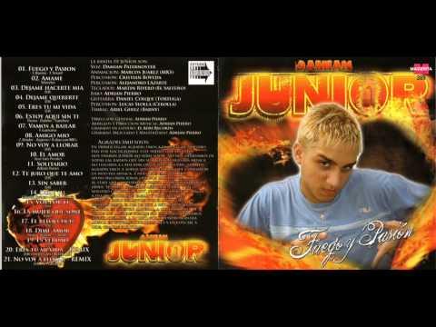 Junior JR Damian Patternoster Fuego y Pasion CD Entero