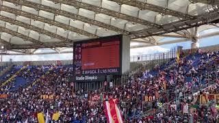 Roma - Cagliari 1-1: gli applausi dello stadio Olimpico per Radja Nainggolan