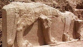 العراق:مسلحو تنظيم الدولة الإسلامية يجرفون موقع نمرود الأثري