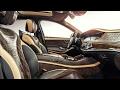Salonu timsah d?risind? olan Mercedes-Benz S-klas Prior-Design PD800S