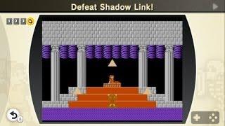 NES Remix 2 - Zelda II: The Adventure of Link - All 10 Stages (3 Star Rainbow Rank)