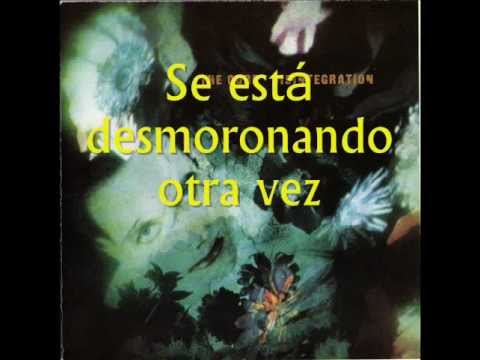 The Cure - Disintegration Subtitulada En Español