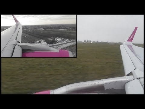 Wizz Air Airbus A321-231 | London Luton to Warsaw *FULL FLIGHT*