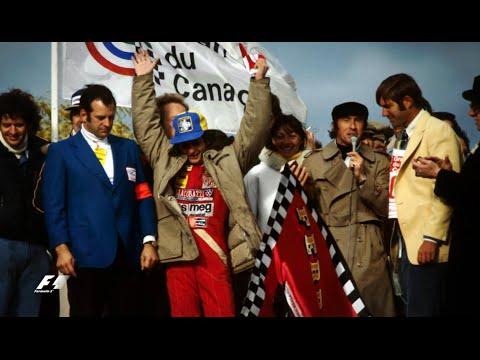 Gilles Villeneuve: A Canadian Legend