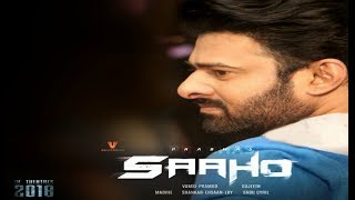 Saaho Motion Poster Saaho Motion Poster Saaho Motion Teaser Telugu Portal