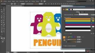 Tutorial Illustrator 097 Visualizacion rapida de modificaciones de color