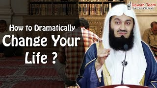 How to Dramatically Chąnge Your Life ? ᴴᴰ ┇Mufti Menk┇ Dawah Team