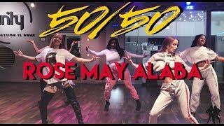 50/50 - Rose May Alaba feat. Mayorkun | Choreography by Julia & Sarah Reindl | PowerPumps